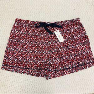 NWT Vineyard Vines Lazy Pajama Shorts Size XL